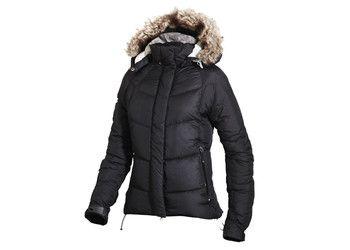Vigilante Transition Puff DOWN Jacket - Black [Size: 14]