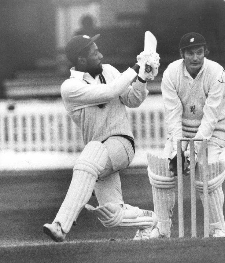 Sir Isaac Vivan Richards, great West Indian cricketer