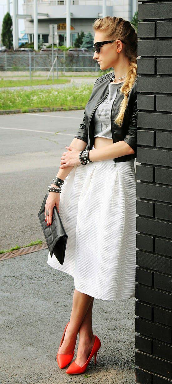 Skirt. Reserved.