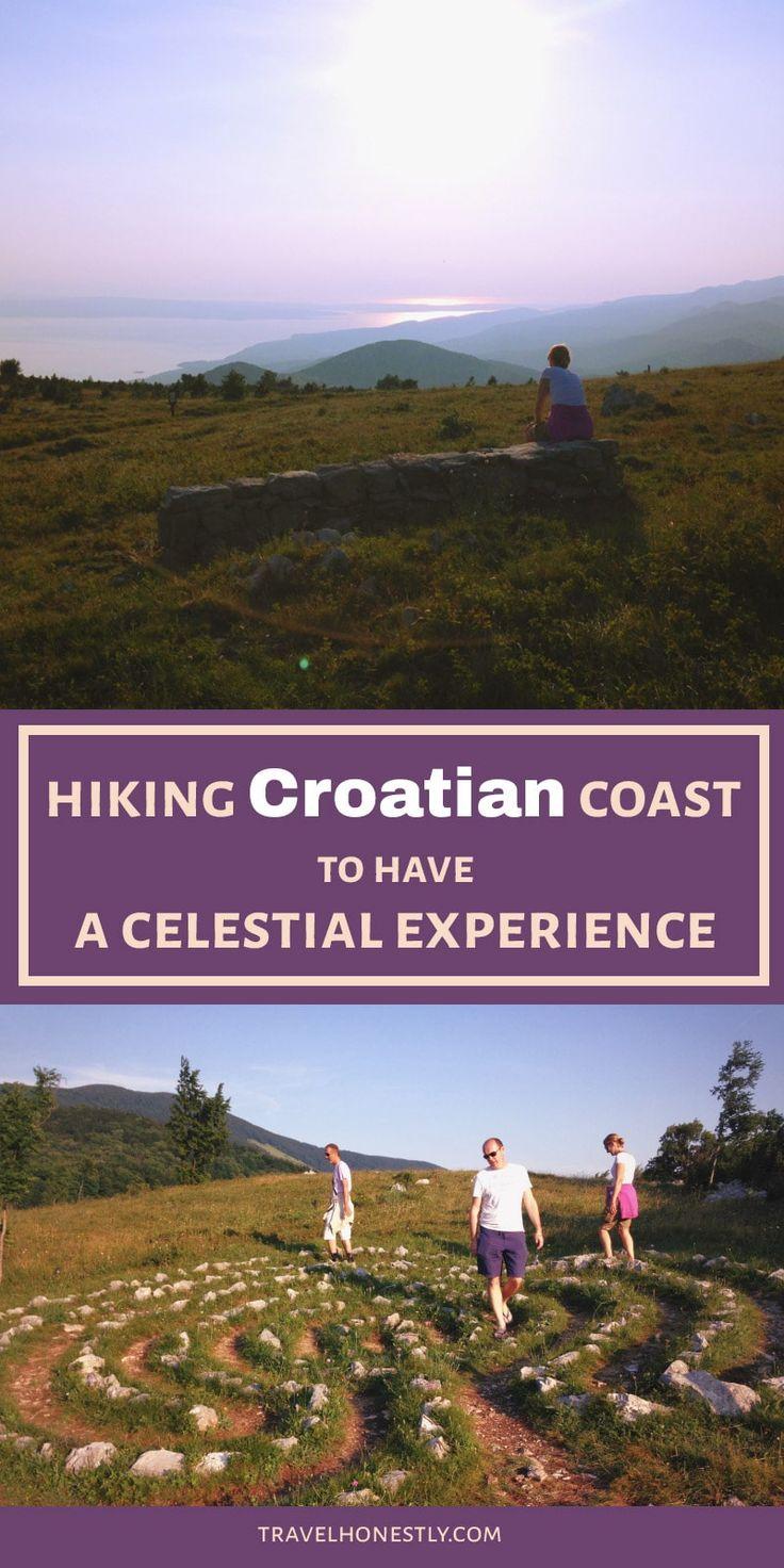 Croatian Coast | Hiking in Croatia | Croatia Travel via @apisac