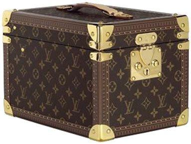 Louis Vuitton Monogrammed Beauty Case <3<3