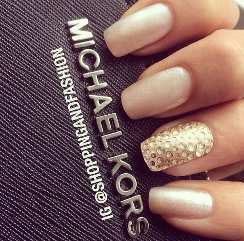 Grow out your thin brittle nails by protecting them with