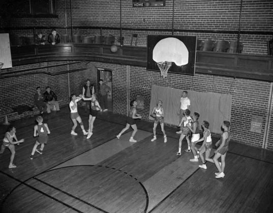 During the 1950s and the 1960s, physical education at the ...