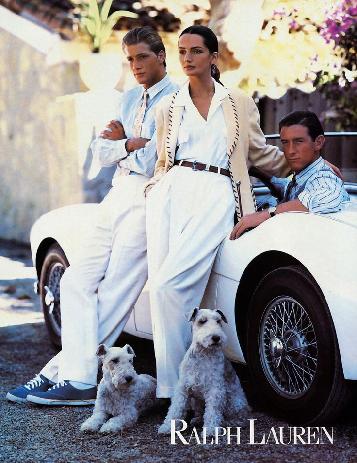 30 Iconic Ralph Lauren Ads
