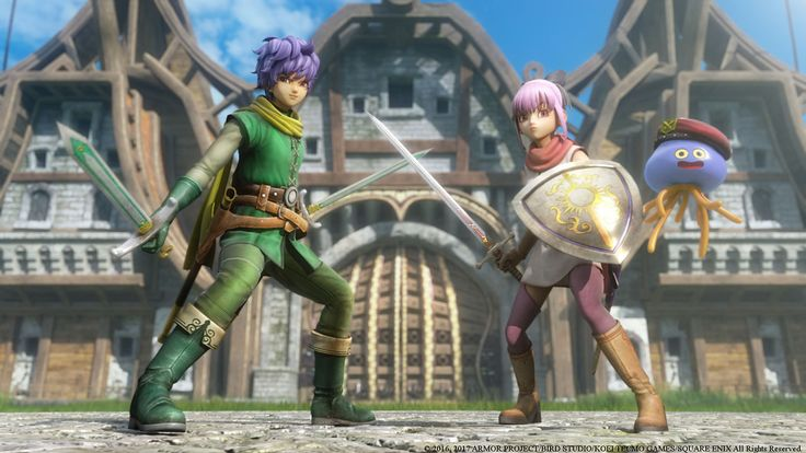 Dragon Quest Heroes II Review Hack Cheat Over the last eight or so years, developer Omega Force have been slowly expanding the reach of their Dynasty Warriors franchise by incorporating the series' trademark hack-and-slash gameplay with other properties.