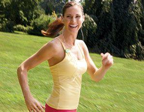 Walking exercise plan