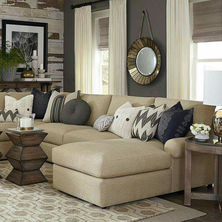 brown and neutrals