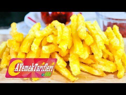 Fırında  Tereyağlı  Çıtır  Patates - YouTube