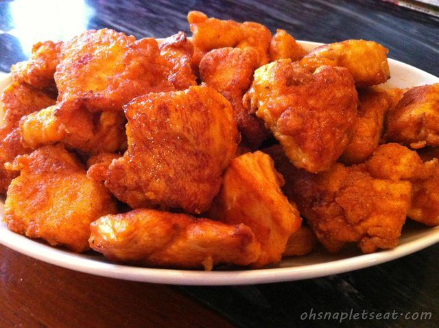 A Healthy Super Bowl Snack: Gluten-Free Chick-Fil-A Nuggets   Oh Snap! Let's Eat!