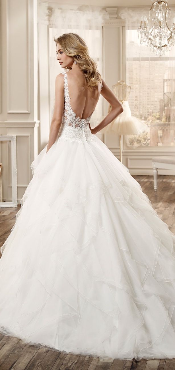 Nicole spose 2016 bridal collection part 2 pinterest for Nicole spose wedding dress prices
