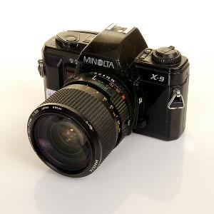 My #argentic #camera