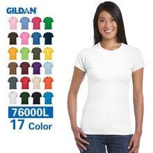 GILDAN 2015 New woman t-shirt,t shirt women,women t shirt Best Seller follow this link http://shopingayo.space