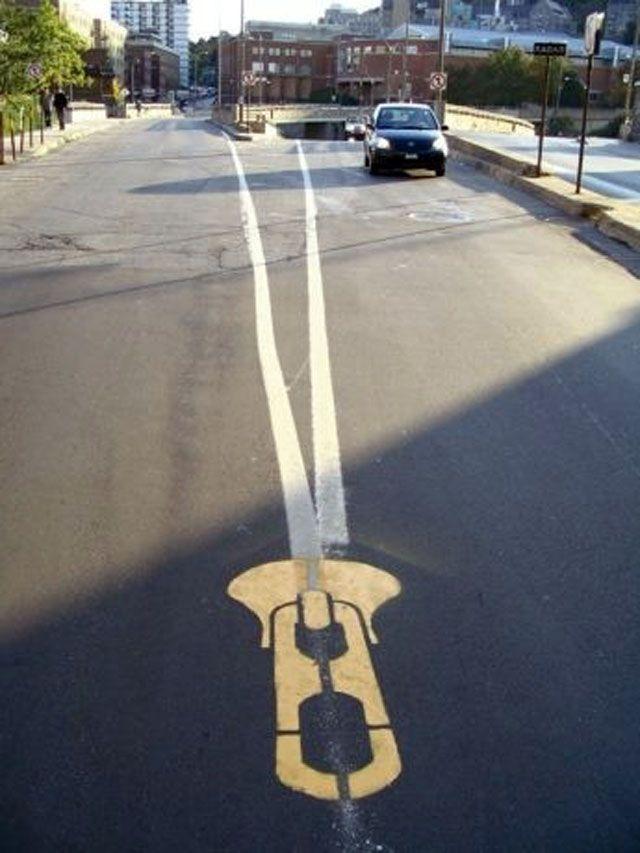Street Art Paintings   Awwwards  Interventions