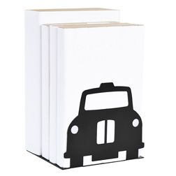 London Cab book end