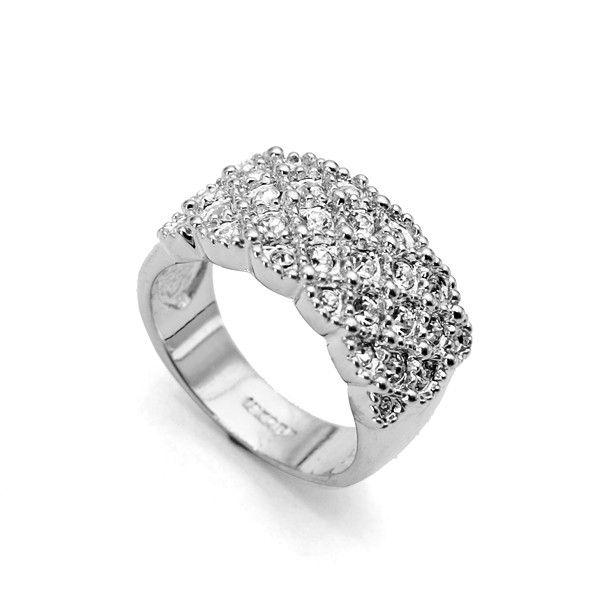 Дубай бижутерия кольцо полный CZ ювелирные изделия с бриллиантами мода кольца для свадьбы горячая распродажа из европы и америки-Ювелирные изделия из цинкового сплава-ID товара::60354825268-russian.alibaba.com
