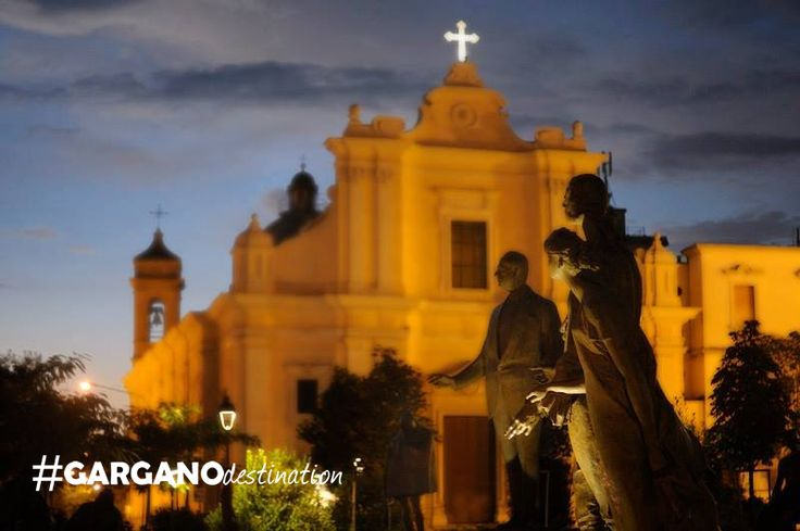 Foggia * Umberto Giordano Square and his  operas #GarganoDestination