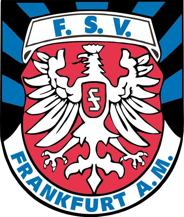 FSV Frankfurt of Germany crest.