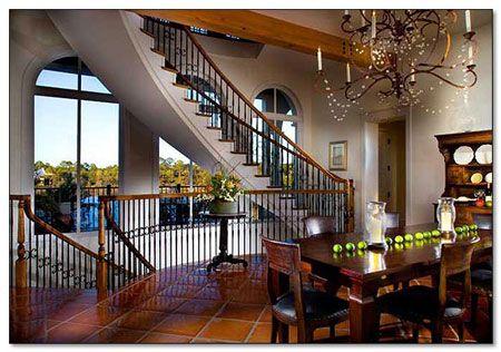 Fotos de casas modernas decoracion casas lujosas for the home pinterest - Decoracion casa de madera ...