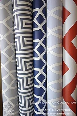 Libby Langdon removable wallpaper