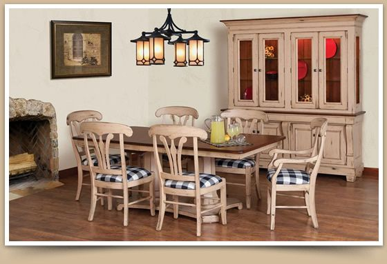 Whatu0027s My Dining Room Style | This Gorgeous French Country Style Dining  Room Set Features Beautiful ... | Dining Room | Pinterest | Dining Room Sets  And ...