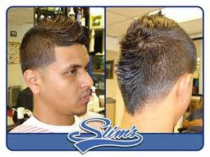 Wide Mohawk Fade Back - Bing Images