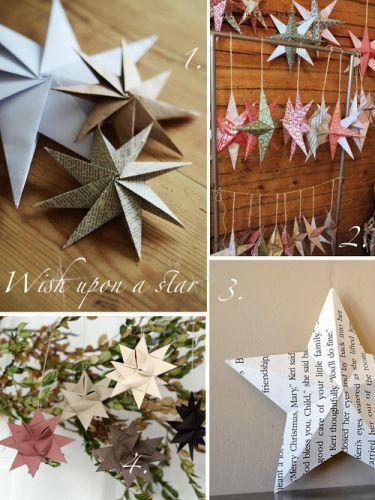 Nostalgic Scandinavian Christmas decorations