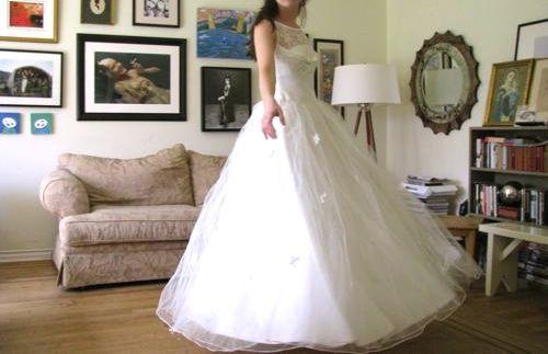 thrift store wedding dresses 28