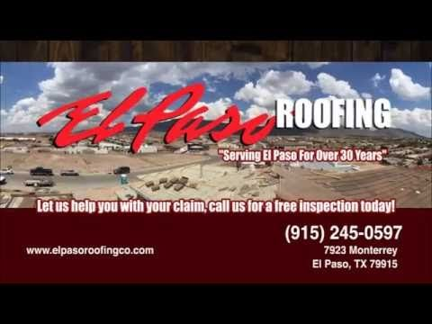 El Paso Roofing Co Can Take Care Of All Roof Type Repairs And Will Even Help