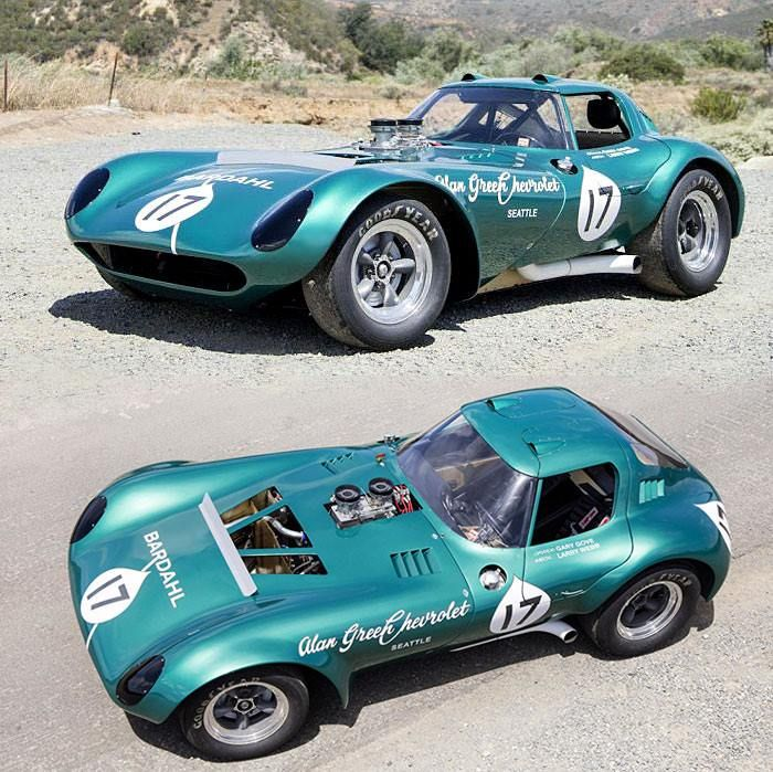 "1964 Chevrolet Cheetah a.k.a ""The Cobra Killer"" Was One Bad Ass Race Car"