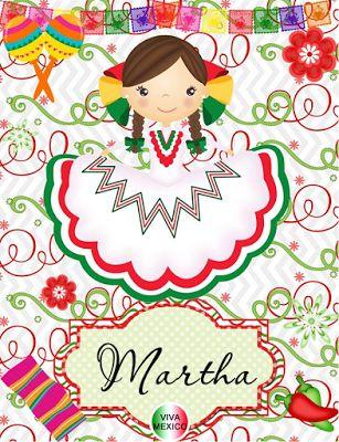BANCO DE IMAGENES GRATIS: Nombres de mujeres con motivos patrios de septiembre en México y decoración de las fiestas mexicanas (Segunda Parte)