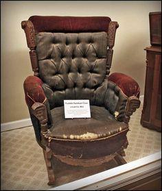Abraham Lincoln's White House Chair