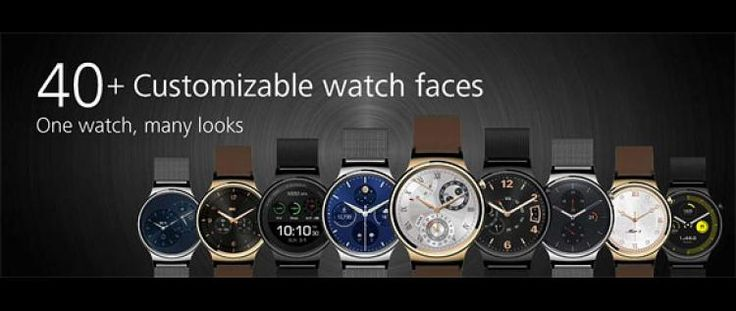 Huawei Unveils its Watch along with  TalkBand B2 and TalkBand N1