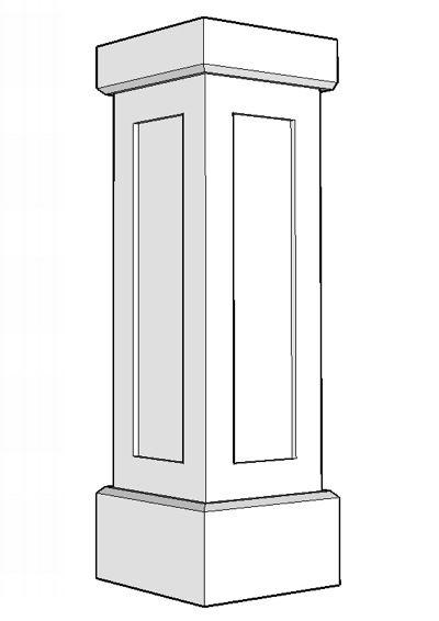 Wainscoting   BeadBoard   Columns   Mouldings – Elite Trimworks