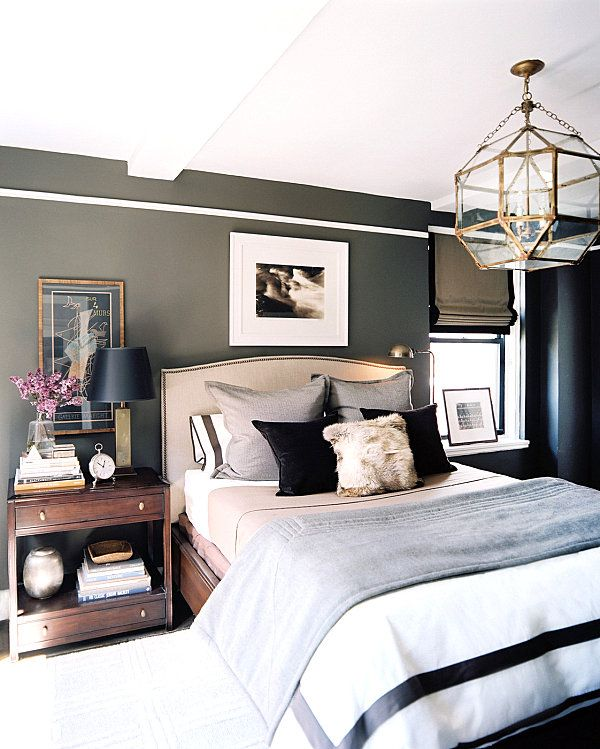 Masculine Interior Design: 25+ Best Ideas About Masculine Bedrooms On Pinterest
