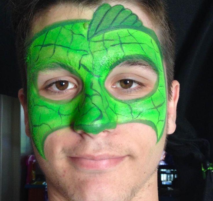 Pj Masks Face Paint