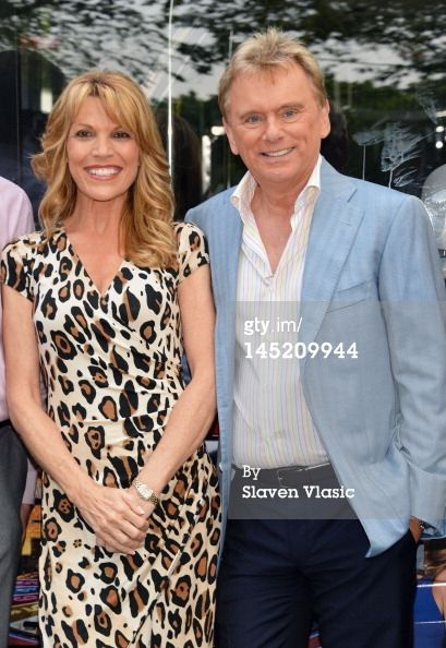 Wheel Of Fortune Vanna White | The Hosts Of Wheel Of Fortune Vanna White And Pat Sajak Are… News ...