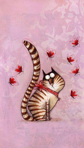 ilustración de Anna Laura Cantone