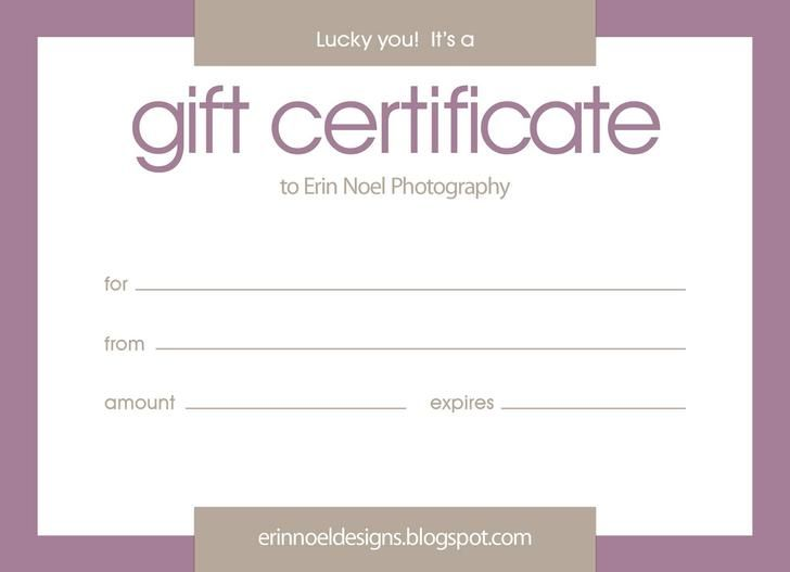Best 25+ Gift certificate template word ideas on Pinterest - gift certificate word template