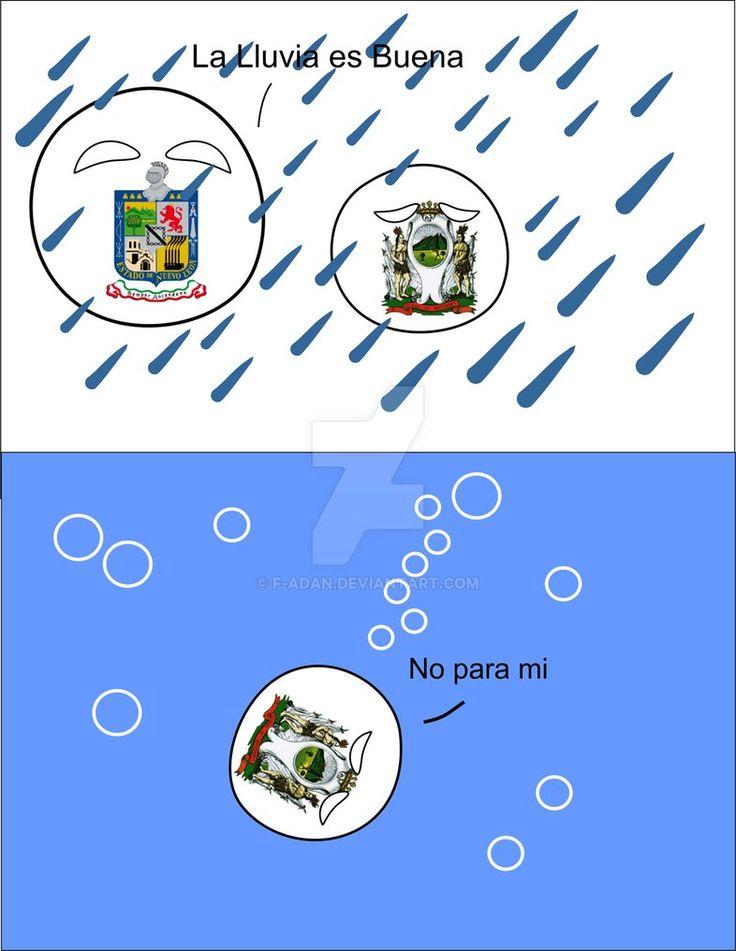 Las Lluvias en Monterrey son ....... Impredisibles by F-Adan on DeviantArt
