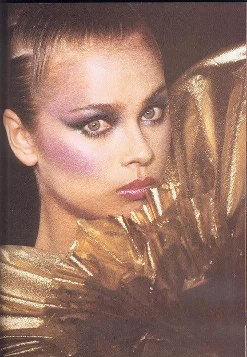 Disco Beauty Sandy Linter Vogue Models Patti Hansen GIA Carangi Rene Russo 1980 | eBay