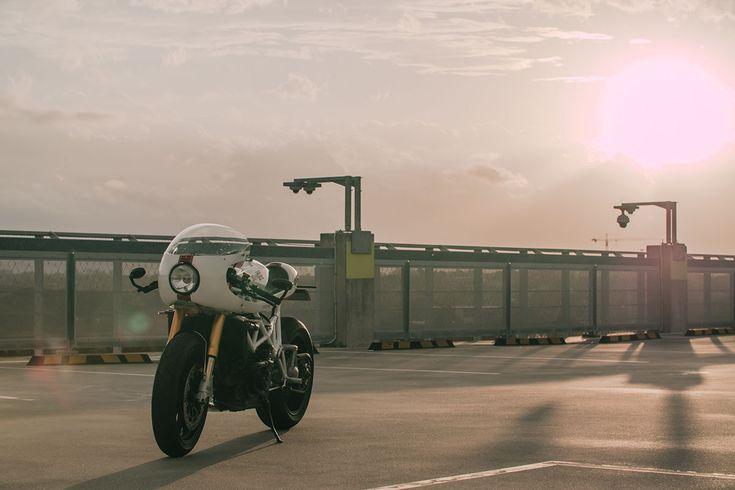 El Bastardo  Fionas Shed-X Ducati
