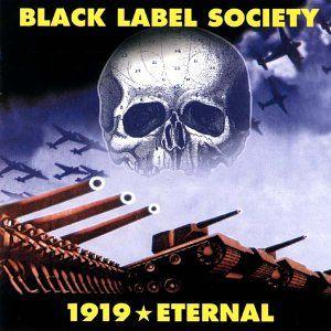 Post sobre o álbum 1919 Eternal, o 3º da discografia do Black Label Society de Zakk Wylde!
