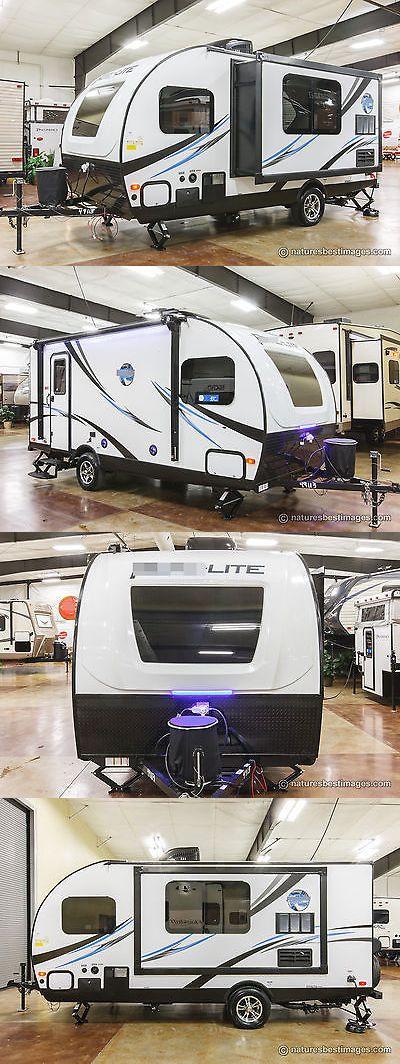 rvs: New 2017 Rl178 Mini Lite Slide Out Lightweight Travel Trailer Camper For Sale -> BUY IT NOW ONLY: $15599 on eBay!