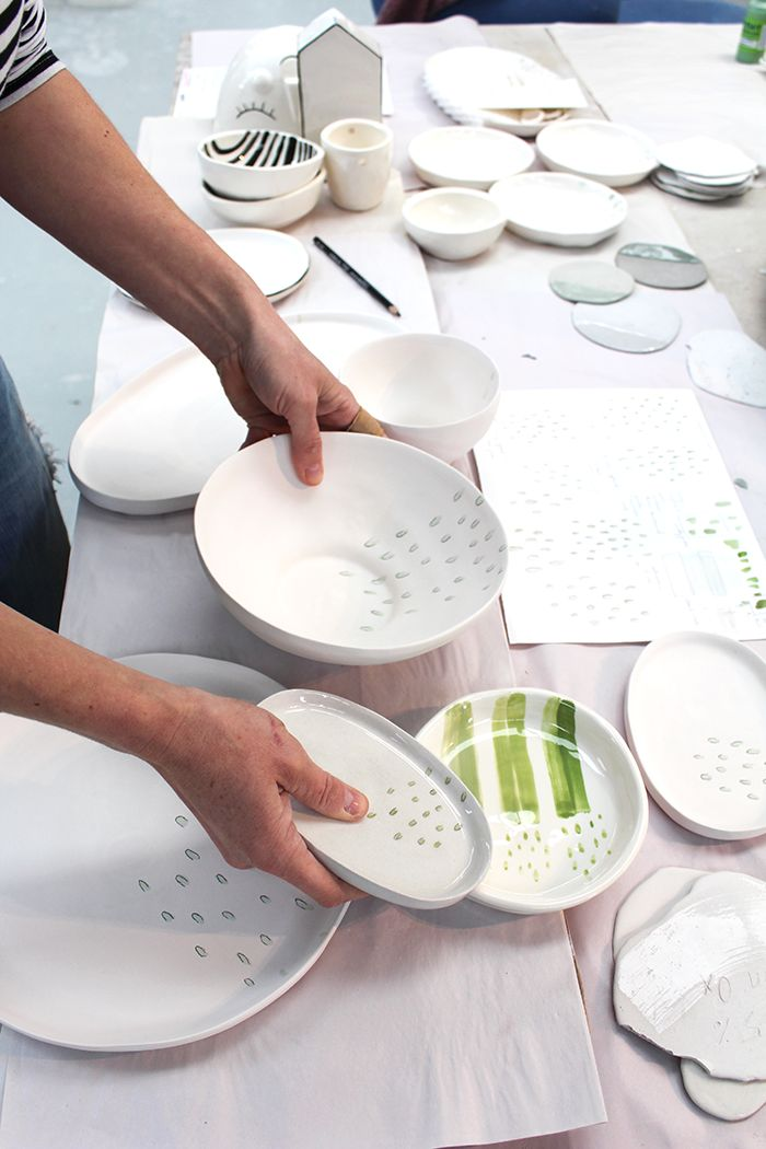 True Collaboration - Abigail Bakker X Paper Plane X JS Ceramics