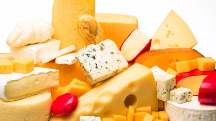 There's nothing quite like a creamy, tasty piece of cheese ...