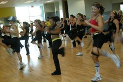 Turbo Kick Certified---Turbo Kick is a combination of Kickboxing, Martial Arts and great music