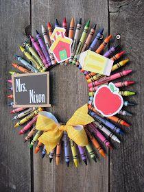 September Ninth: Back to School Decor!