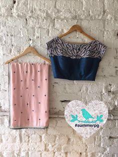 Kimono leaves blouse and saree  01 November 2016