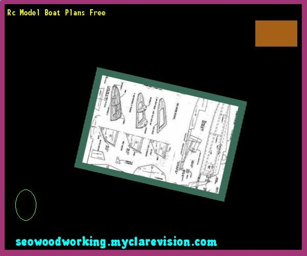 Rc Model Boat Plans Free 103428 - Woodworking Plans and Projects!
