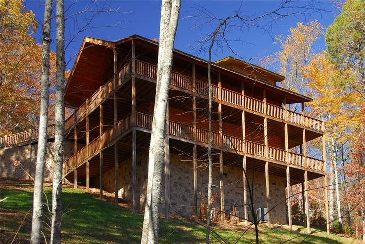 Cabin vacation rental in gatlinburg from 378067 - Gatlinburg 3 bedroom condo rentals ...